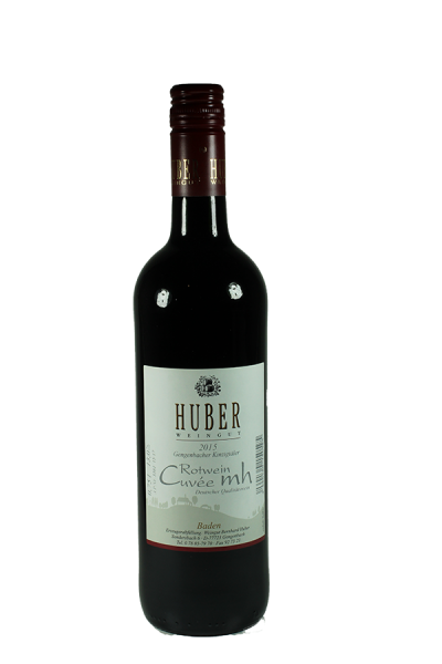 Rotwein Cuvée mh Qualitätswein lieblich